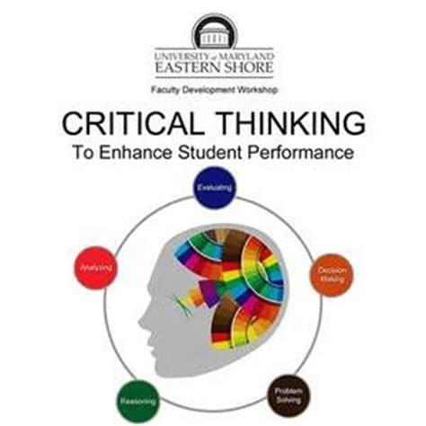 Critical thinking kraay